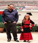 الجالية الفلسطينية تقيم مهرجان في ولايه لوزيانا لدعم غزه