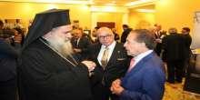 اجتماع مجلس ادارة مؤسسة الاراضي المقدسة المسيحية المسكونية
