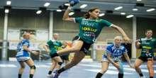 منى الشبّاح.. أفضل لاعبة في الدوري الفرنسي لكرة اليد النسائية
