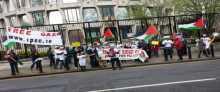 فلسطينيو أوروبا يتفاعلون مع قضية القدس والمسجد الأقصى