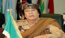 حكم ليبيا 42عاما وقتله شعبه.. حياة القذافي في سطور