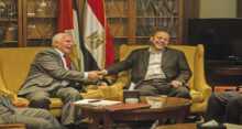 مصر توجه دعوات لاستئناف مفاوضات وقف إطلاق النار بغزة الأسبوع القادم