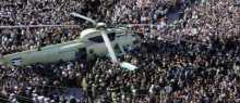 فيديو من الأرشيف: جنازة الشهيد الرئيس القائد ياسر عرفات أبوعمار