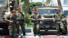 تأهب للجيش التونسي خلال الانتخابات