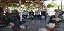 محافظ اريحا: قوات الأمن الوطني حامي المشروع النضالي الفلسطيني