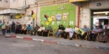 وقفة تضامنية مع الاسرى في السجون الإسرائيلية والاقصى الشريف