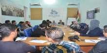 برنامج غزة للصحة النفسية يشارك في دورة تدريبية بعنوان أخلاقيات التعامل الاعلامي مع منكوبي الحرب
