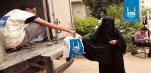 منظمة الإغاثة الإسلامية توزع أضاحي العيد لأكثر من 2848 أسرة