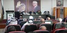 قلقيلية : المحافظ يلتقي وفدا من فعاليات محافظة جنين