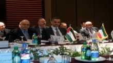 وزير النقل والمواصلات أ.د.علام موسى يشارك في اجتماع  مجلس وزراء النقل العرب للعام 2014