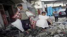 البرد القارس يلتهم أجساد المشردين في مراكز الإيواء