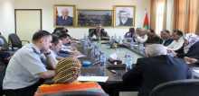 المحافظ ابو بكر يترأس اجتماع المجلس التنفيذي