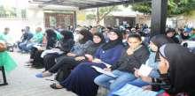 ثانوية الهدى الأهلية في مدينة الرملة تحتفل بالعام الهجري الجديد