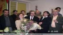 وكأنها البارحة..لقاء تعارف بين السفير الفلسطينى بالنمسا آنذاك وأبناء الجالية