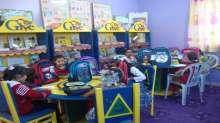 جمعية عطاء فلسطين الخيرية توزع حقائب وقرطاسية مدرسية
