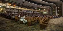 """""""أبوظبي السينمائي"""" في يومه الثاني:""""حوارات في السينما"""" تنطلق بلقاء مع المخرج رشيد بوشارب"""