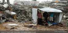 أصحاب المنازل المدمرة في غزة بانتظار أموال الدول المانحة لإعادة اعماره