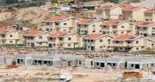 """تسارع مخططات البناء الإستيطاني وخطة اسرائيلية لفرض السيادة الكاملة على منطقة """"ج"""""""