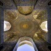 الإبداع والفن في العمارة الإيرانية