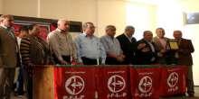 الشعبية بغزة تكرم منظماتها ومؤسساتها وهيئاتها وحملة كلنا مقاومة على دورهم أثناء العدوان