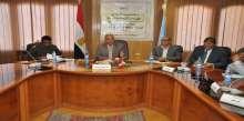 بالتعاون مع محافظة أسيوط قطاع الأزمات والكوارث بمجلس الوزراء ينظم ورشة عمل لكيفية إدارة الأزمات