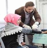 يوم طبي في كلية فلسطين التقنية رام الله للبنات