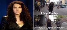 بالصور والفيديو: امرأة تتعرض لـ108 حالات تحرش خلال 10 ساعات