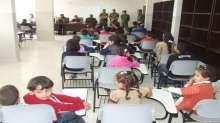 قيادة منطقة جنين تستقبل طلاب مدرسة و روضة أطفال الزرعيني