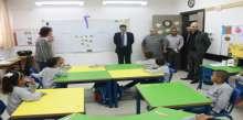 الفتياني يطلع ممثل مؤسسة التعاون والتنسيق التركي على الاوضاع في الاغوار