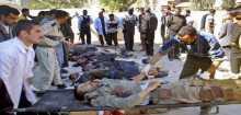 العثور على 35 جثة تعود لافراد من عشيرة البونمر في الرمادي