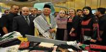 الهباش يستقبل رئيس الوزراء الماليزي محمد نجيب