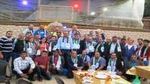 الاتحاد العام لنقابات عمال فلسطين يستقبل وفدا رفيع المستوى من اتحاد نقابات عمال بلجيكا