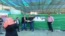 حفل تكريم الفائزين بمسابقة أفضل صورة شبابية والتي نفذت بالشراكة بين بلدية قلقيلية ونادي قلقيلية