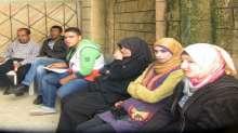 """الهلال الأحمر ينظم ورشة """" تغيير السلوك"""" مع جمعية أصدقاء الكفيف بقلقيلية"""