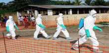 ارتفاع وفيات الإيبولا إلى 5420 حالة