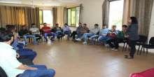 مركز عبد القادر أبو نبعه الثقافي يعقد ورشة عمل قانونية