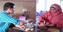 """""""أموات أحياء"""" ..فيلم روائي يجسد احداث من الواقع المرير الذي عايشه المواطنين في غزة اثناء الحرب"""