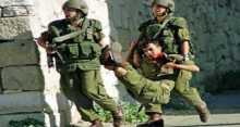 اصابة جنديين اسرائيليين خلال مواجهات الضفة