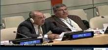 الطيبي في الامم المتحدة: القدس خبز بيتنا الاول وبيت خبزنا الاخير.. فهي ليست موضوعا للتجريب