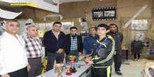 حركة فتح تنظم بطولة الشهيد الخالد أبو عمار لكرة الطاولة لمدارس قلقيلية