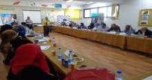لقاء تقييمي لمشروع تحسين الظروف المعيشية للاجئيين الفلسطينين في لبنان