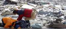 زلزال بقوة 6.8 درجات في شمال اليابان