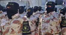 """سرايا القدس """"وحدة التعبئة"""" تخرج فوج """"فجر"""" الأول في لواء غزة"""