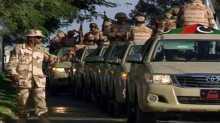 الجيش الليبي يؤمن الحدود مع تونس خوفا من عمليات تسلل