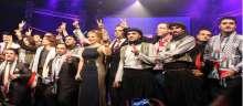 فلسطين تكرم الفنانين والإعلاميين العرب في مونديال القاهرة للأعمال الفنية والإعلام