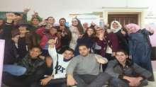 مؤسسة شركاء في التنمية المستدامة تنظيم يوماً تدريبياً خاصاً لطلاب نادي البرمجة بنابلس