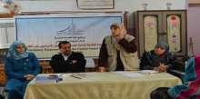بالتعاون مع برنامج غزة للصحة النفسية تعليم شرق خان يونس ينظم ندوة تثقيفية لأولياء الأمور