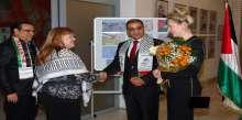 """سفارة فلسطين في بلغاريا تحيي الذكرى العاشرة لإستشهاد """"أبو عمار"""""""