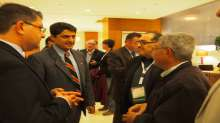 بلدية قلقيلية تشارك في المؤتمر الدولي للهيئات المحلية للتضامن مع الشعب الفلسطيني