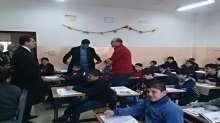 المدارس الإسلامية التابعة لجمعية التضامن الخيرية تعقد امتحان التوفل لطلابها